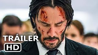 JOHN WICK 3 Trailer English Subtitled (Keanu Reeves, 2019) PARABELLUM
