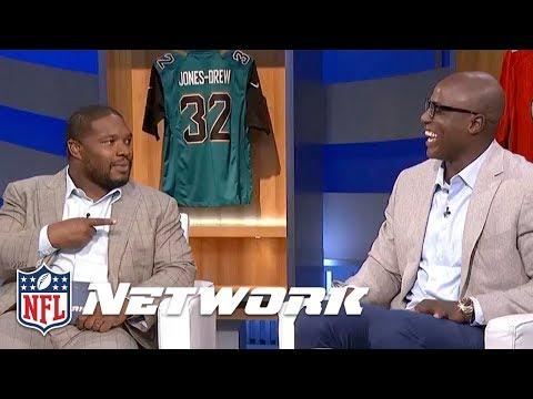 MJD, Terrell Davis, DeMarcus Ware & James Jones Discuss Their First NFL Games | NFL Players Only