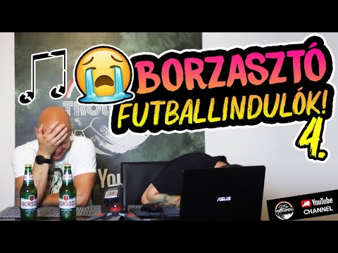 BORZASZTÓ FUTBALLINDULÓK! - TrollFoci S3E17 thumbnail