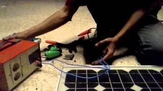 Cara Merakit Solar Panel-Part 1
