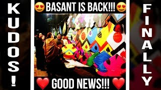 Basant is back   2019   Dates and Rules   Punjab, Pakistan