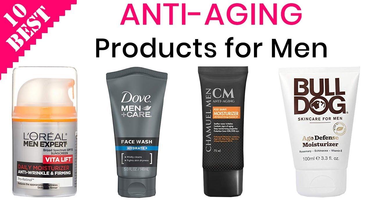 best anti age men