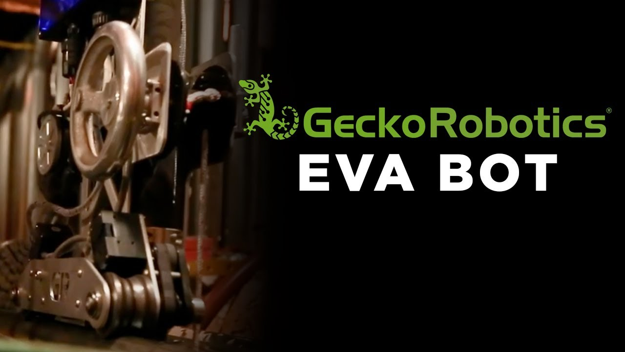 Gecko Robotics - EVA Bot