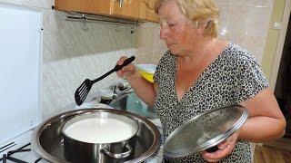 Секрет приготовления сыра из козьего молока