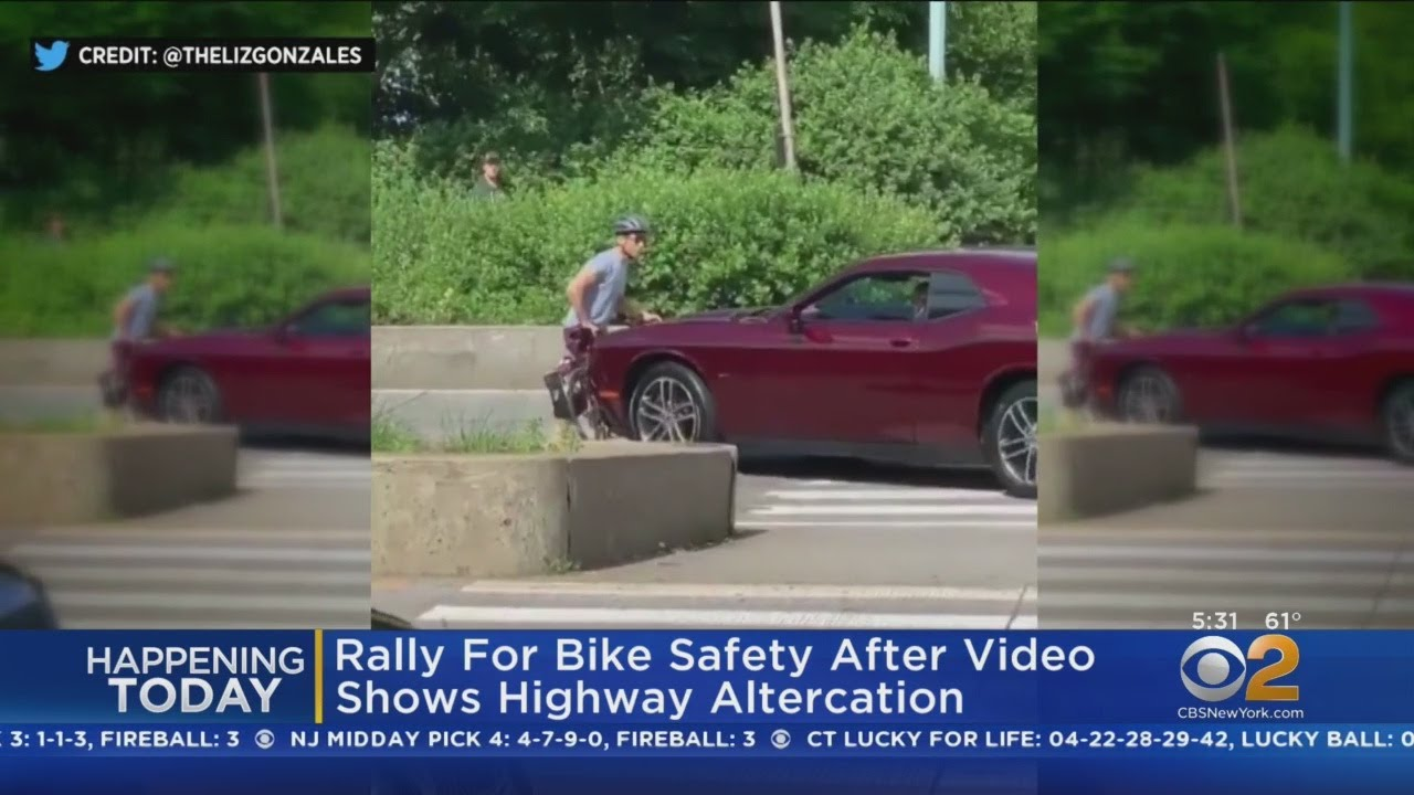 Rally Motor Credit >> Video Sparks Rally For Bike Safety Youtube