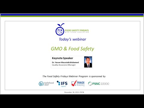 GMO & Food Safety