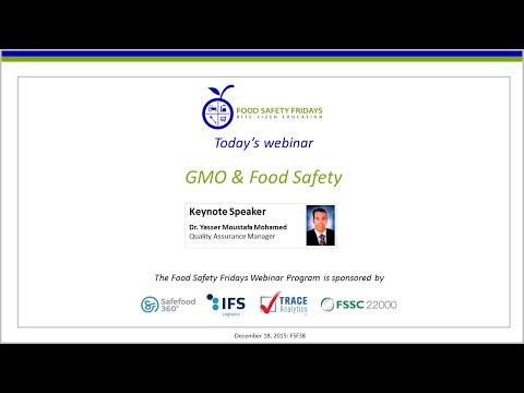 GMO & Food Safety
