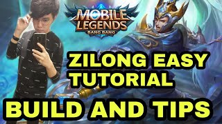 ZILONG TUTORIAL BY SKYWEE !!! BEST COMBO WITH Hulk_No1_Indonesia GLOBAL JAWHEAD / MOBILE LEGENDS