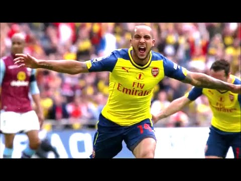 Theo Walcott  - Top 20 Goals