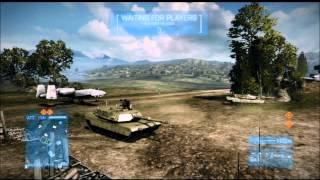 Battlefield 3 - No Gun Glitch - Tutorial