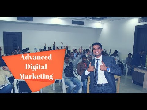 Advanced Digital Marketing Live Training By Shishant Mahato thumbnail
