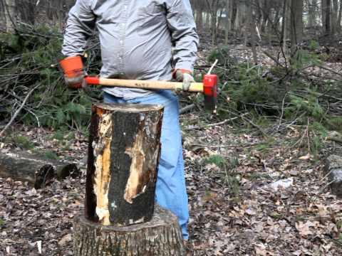 Wood Splitting Tips