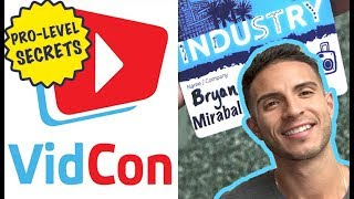 VidCon 2018 with Industry Only Access!