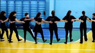 Кочари. Открытый урок в воскресной армянской школе
