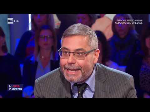 La nuova vita di Andrea Vianello - La vita in diretta 18/02/2020