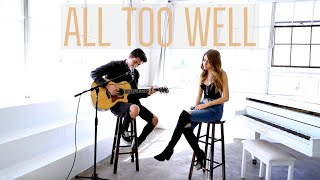 Скачать All Too Well By Taylor Swift Cover By Jada Facer Ft Kyson Facer