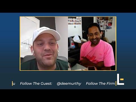 Ep 26: Dee Murthy —How He Ran 9 Companies Simultaneously!