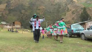 Santiago de Antabamba - Palca - Tarma  Familia Huallpa 05 de Agosto 2017