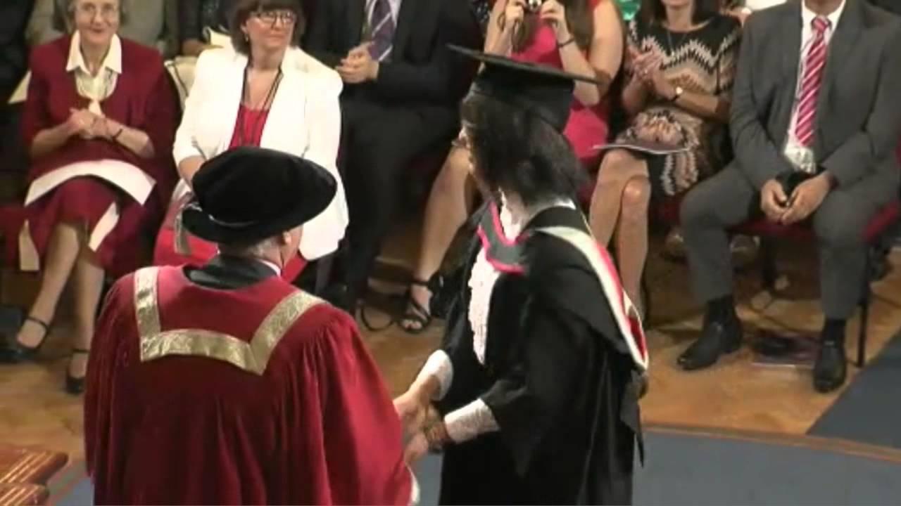 University of Birmingham Medical Science Graduation 17/07/14 - YouTube