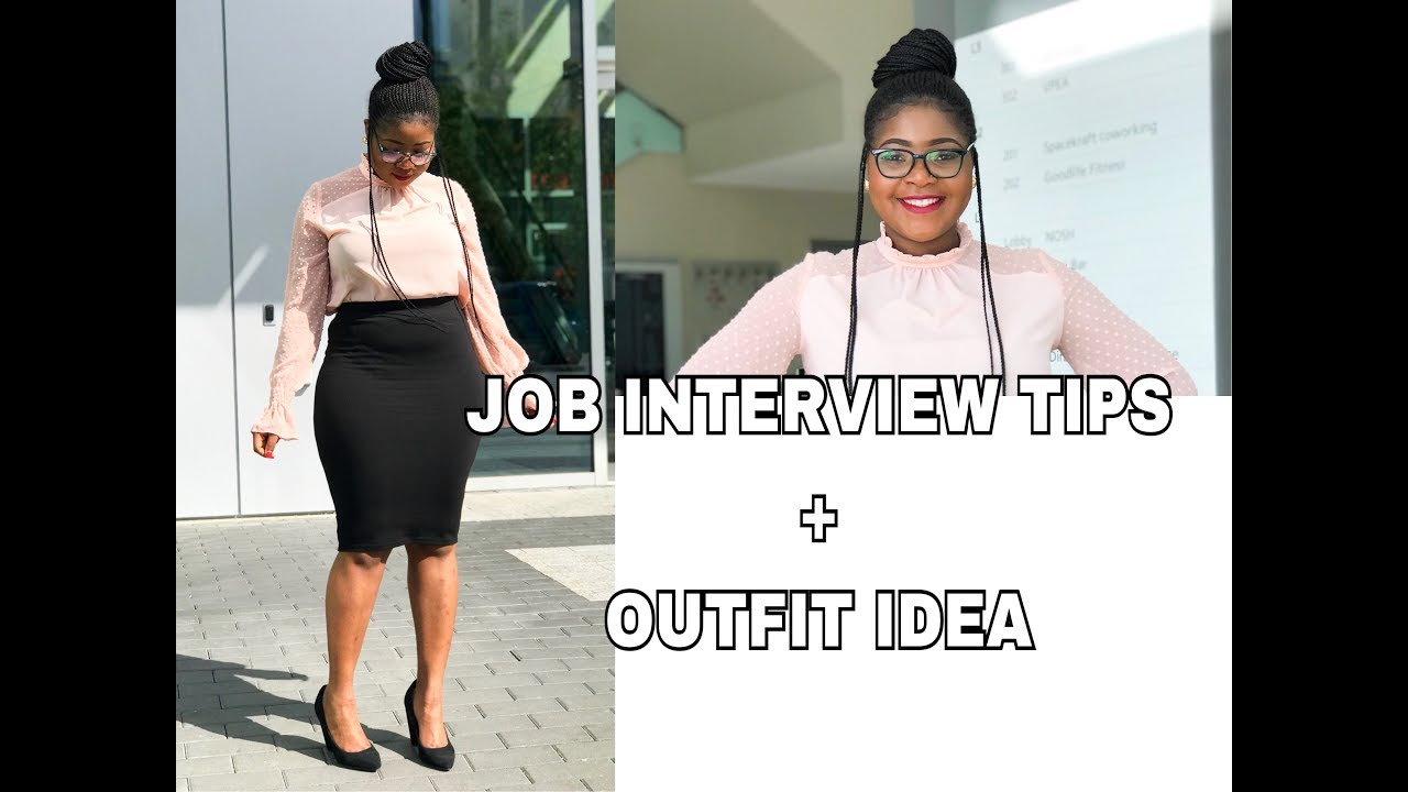 741c693dd4 5 JOB INTERVIEW TIPS + OUTFIT IDEA  ACE THAT INTERVIEW !!! SlimThickDiva 12