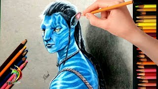 """Avatar 2 (2018 Movie) """"Return to Pandora"""" - 3D Drawing 