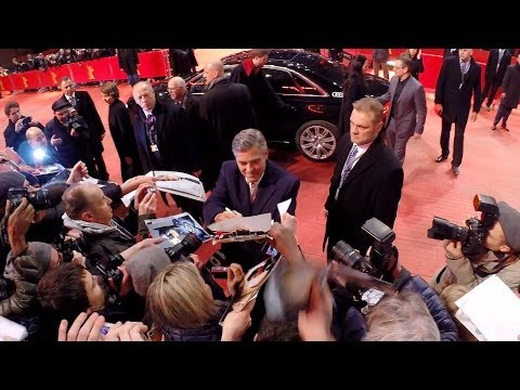 Red Carpet Berlinale 2014 FullHD - The Monuments Men
