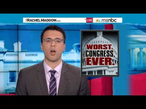 112th Congress: The Worst In The History Of America
