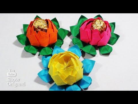 Лотос - священный цветок -