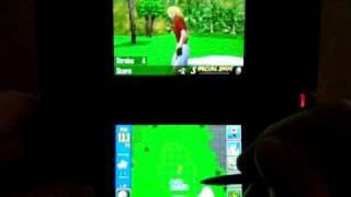 True Swing Golf Nintendo DS
