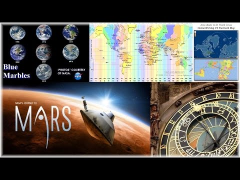 The Blue Marble And The Mars? ▶️️