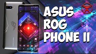 просто лучший в мире игровой смартфон! ASUS ROG Phone II / Арстайл