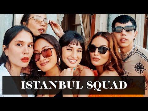 Istanbul Travel Vlog   Laureen Uy