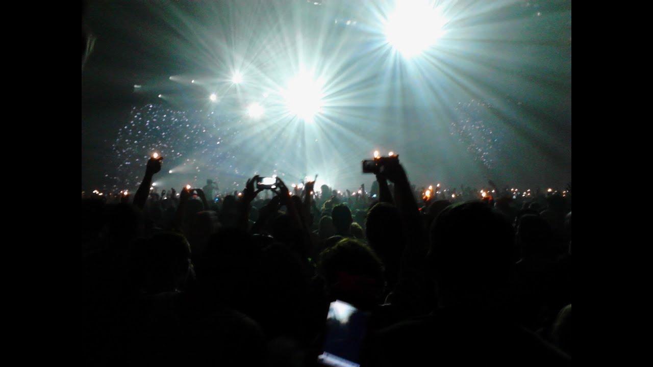 HUGE RAVE Crowd @ Bassnectar Bass Center VI @ WaMu Theater
