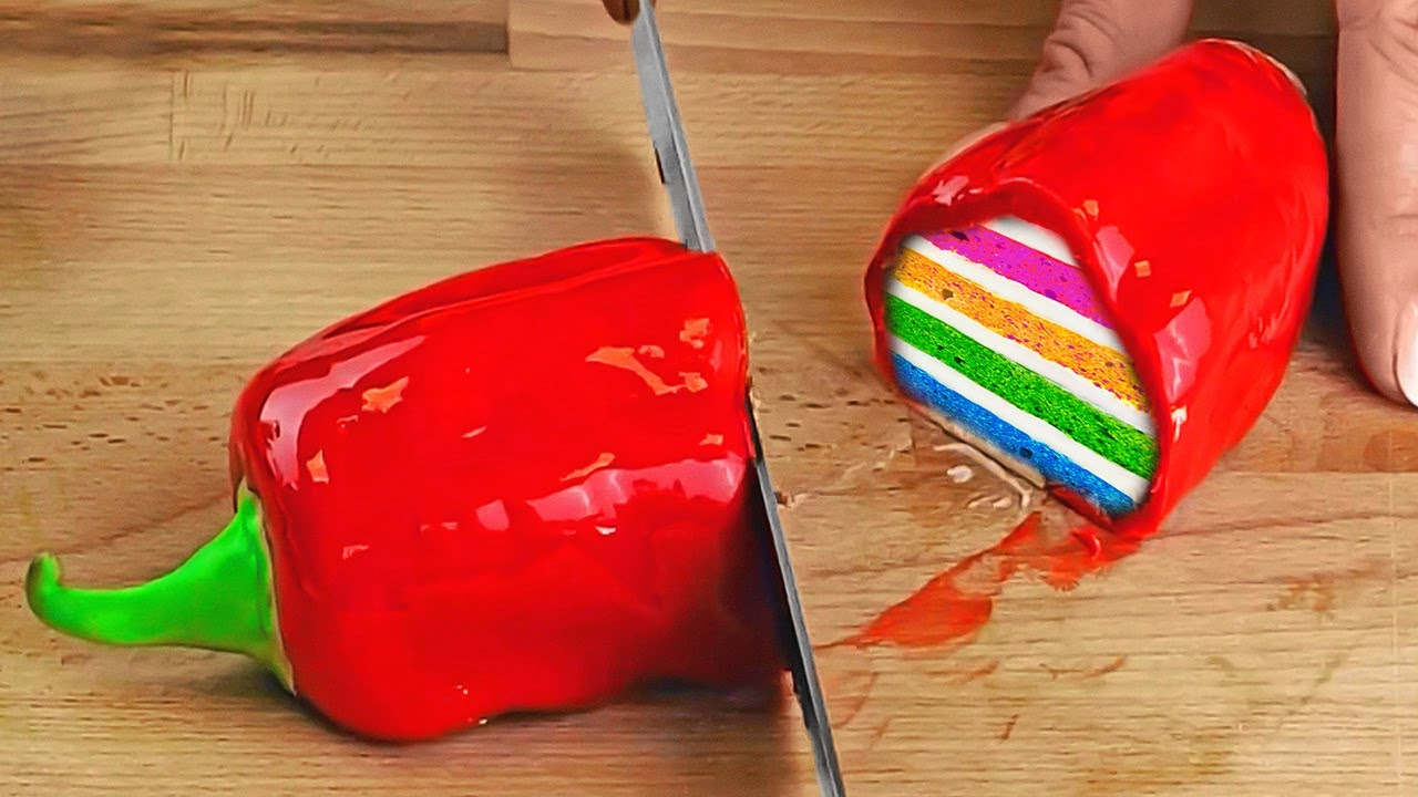 You Won't Believe These Are CAKES || Incredible Cake Decoration Ideas