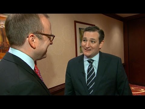 Ted Cruz Reflects on 2016 Run for President