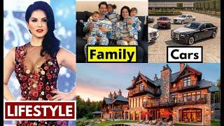 Sunny Leone Lifestyle 2020, Net Worth, Income, Career, Husband, House, Family, Cars, Children & Bio
