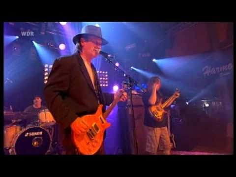 Blindside Blues Band  -  Crossroads (Cream Cover)