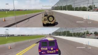 My top 5 worst forza 6 crashes