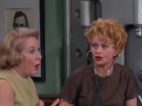 The Lucy Show Se2Episod5  Lucy And The Safe Cracker
