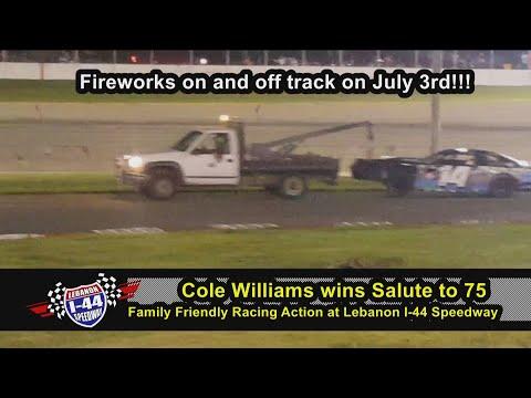 Ozarks FOX AM-I-44 Speedway-07/25/19