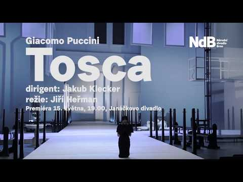 ND Brno - G. Puccini: Tosca - trailer