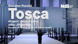 ND Brno - G. Puccini: Tosca - trailer