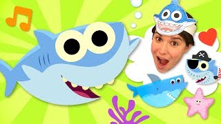 Baby Shark Loves To Play - Super Simple Play