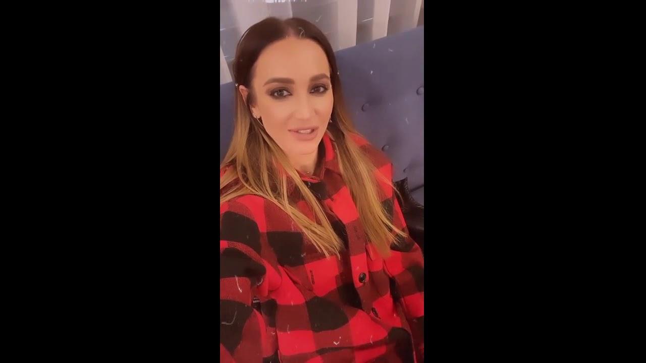 Привлекательная Ольга Бузова 2019-11-09 - YouTube