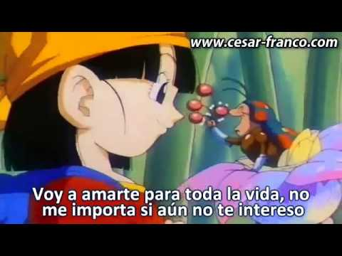 dragon ball gt opening full latino letra