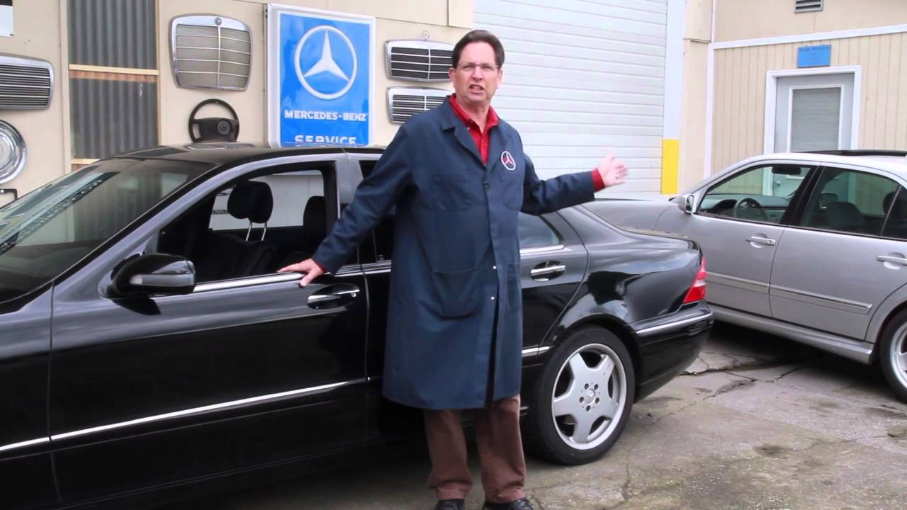 Buying a 10 to 15 Year Old Mercedes Part 1: Is it Worth it? - YouTube
