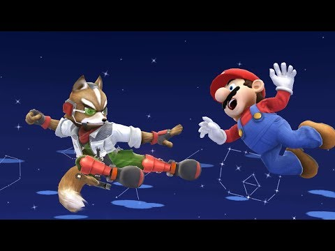 Top 10 Stylish Fox Combos #2 - Super Smash Bros for Wii U