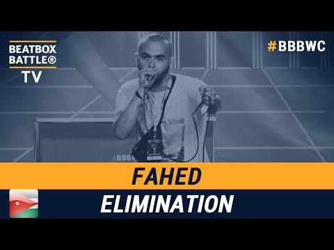 Fahed from Jordan Kingdom - Men Elimination - 5th Beatbox Battle World Championship