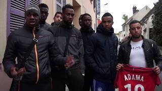 Reconstitution de la mort d'Adama Traoré par ses frères et amis