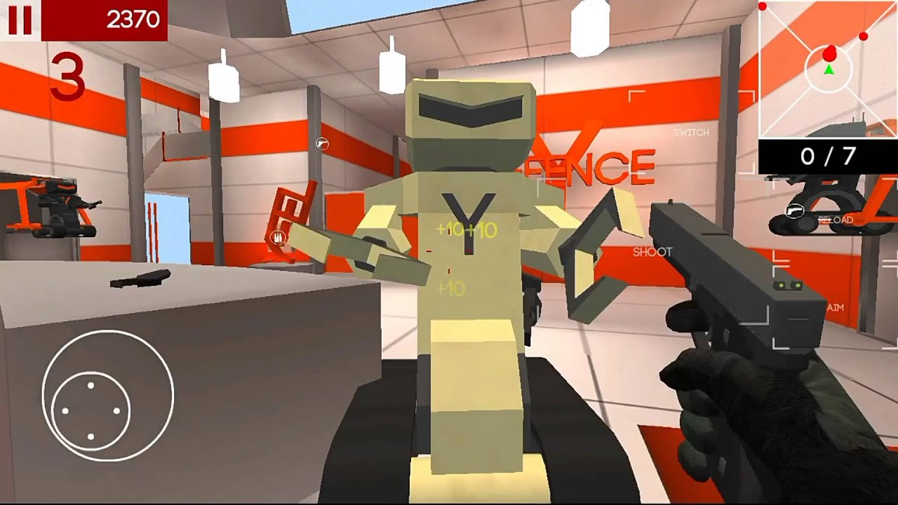 Обзор игры robots